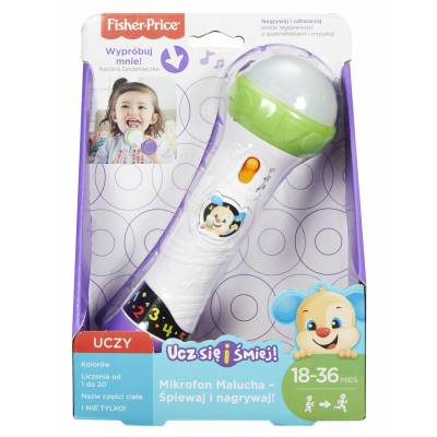 Mikrofon Fisher Price FBP38