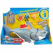 Fisher Price Mattel Imaginext zestaw Atak rekina