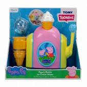 Tomy Świnka Peppa zabawka do kąpieli Fabryka piany