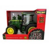 Traktor Tomy 42837 John Deere 6210R zielony