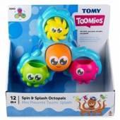 Chlapiące ośmiorniczki Tomy