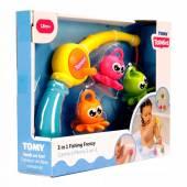 Tomy zabawka do kąpieli Wędka na ośmiorniczki