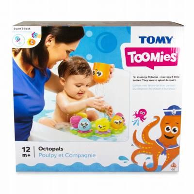 Tomy Zabawki do kąpieli Ośmiorniczki E2756