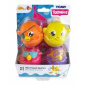 TOMY TOOMIES jajeczka do kąpieli E72818