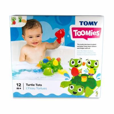 Tomy Zabawka do kąpieli Żółwie brzdące E72097
