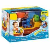 Zabawka do kąpieli Tomy Statek piratów