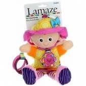 TOMY Lamaze zawieszka pluszowa Emilka LC27026