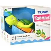 TOMY Zabawka do kąpieli Pływający żółw E2712