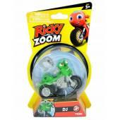 TOMY RICKY ZOOM FIGURKA MOTOCYKL DJ T20024