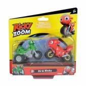 TOMY RICKY ZOOM DJ i Ricky 2 pack motorów T20044 /6