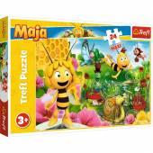 Puzzle Trefl Pszczółka Maja Maxi 24 el.