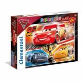 CLEMENTONI puzzle 104 Cars 3 27072
