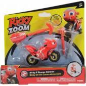 TOMY RICKY ZOOM motor RICKY z akcesoriami T20051