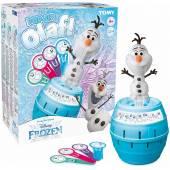 Tomy Gra Beczka Olafa Tomy Frozen Pop Up Olaf