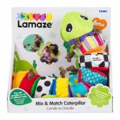 Tomy Gąsienica mix and match Lamaze LC27244