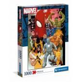 CLEMENTONI puzzle 1000 HQC Marvel 80 39612