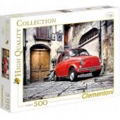 CLEMENTONI puzzle 500 Fiat 500 30575
