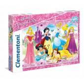 CLEMENTONI puzzle 104 Princess 27086