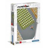 CLEMENTONI puzzle 500 Mordillo The March 35078