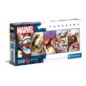 CLEMENTONI puzzle 1000 Panorama Marvel 39611
