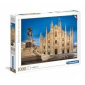 CLEMENTONI puzzle 1000 HQ Milan katedra 39454