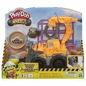 Play Doh Wheels Ciastolina Spychacz E9226