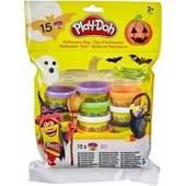 Play doh Ciastolina Halloween 15 kubków