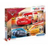 CLEMENTONI puzzle 180 Cars 29291