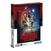 CLEMENTONI puzzle 1000 Netflix Stranger Things 39542