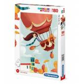 CLEMENTONI puzzle 180 Fly With Me super kolor 29770