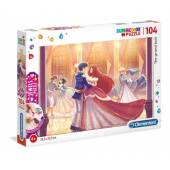 CLEMENTONI puzzle 104 ozdoby The Grand Ball 20150