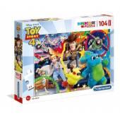 CLEMENTONI puzzle 104 maxi 1 Toy Story4 23740