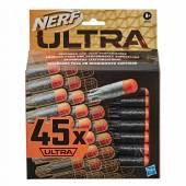 NERF Ultra zestaw do wyrzutni 45 strzałek E9430 /6
