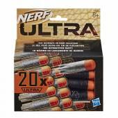 NERF Ultra Strzałki do wyrzutni 20szt E6600 /6