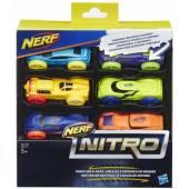 NERF NITRO REFILL auta do wyrzutni C3171