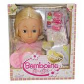 Play Głowa do czesania Amore 20 elementów Bambolin