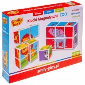 Klocki magnetyczne ZOO Smily Play SP83644 36443