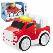 Auto naciśnij i jedź straż pożarna SiplyPlay Winfun