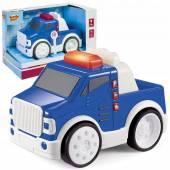 Auto samochód policja radiowóz napęd 2 smily