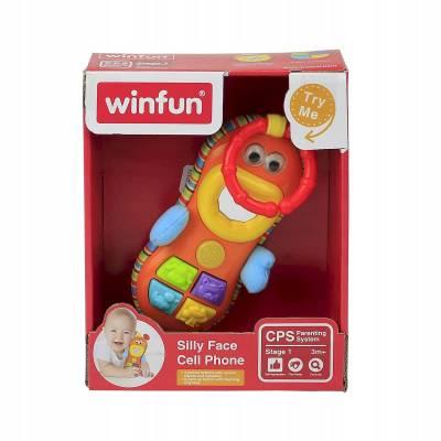 Zabawny telefon Smily Play Winfun 000608 42563