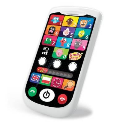 Smartfon edukacyjny Smily Play SP83457 34579