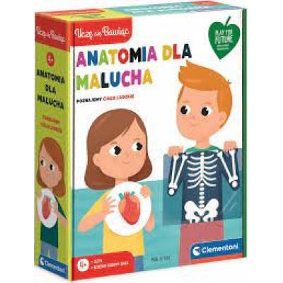 Clementoni Anatomia Dla Malucha Puzzle Clementoni