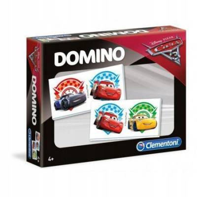 Clementoni domino Cars 13280