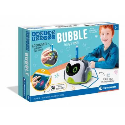 Clementoni Rysujący Robot edukacyjny Bubble 50668