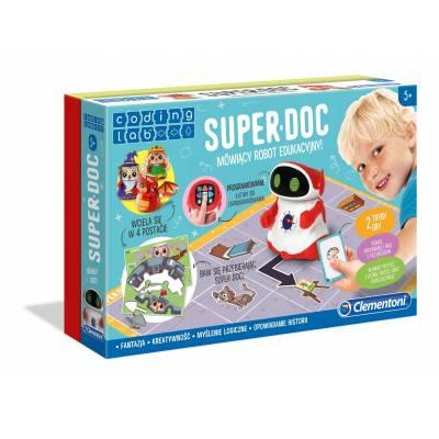 Clementoni Super Doc Mówiący robot 50640