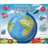 Ravensburger Puzzle 3D Globus 180 elementów