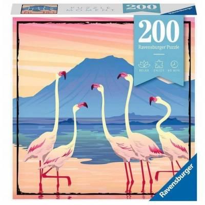 Ravensburger Puzzle Moment Tanzania 200 elementów