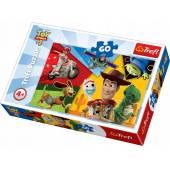 TREFL PUZZLE 60 el.  Stworzeni do zabawy /Toy Story4 17325