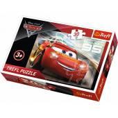 Trefl Puzzle 30 Zygzak McQueen Cars 3 18215