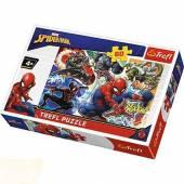 Trefl Puzzle Waleczny Spider-Man 60 el. 17311